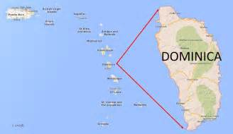 dominica on world map dominica citizenship and passport gws offshore company formation