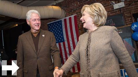 where does hillary clinton work quot we need you quot says president bill clinton to volunteers