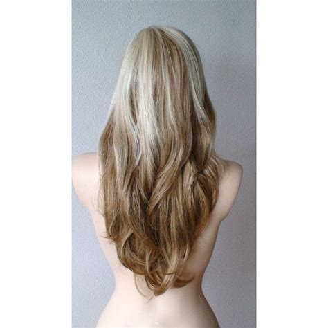 hair reverse frosting long frosted hair i come pinterest frosting and