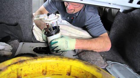 install  fuel pump em  chevrolet monte