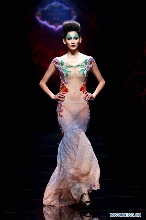 Dress Fashion By Hao Hao 98 best images about deng hao on