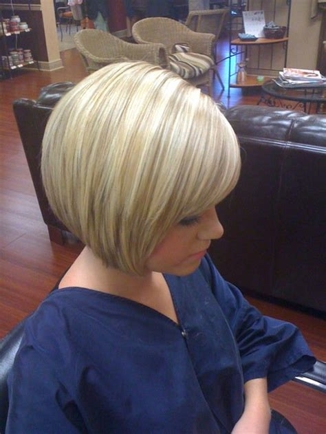 pictures of a line haircuts with bangs 30 popular stacked a line bob hairstyles for women