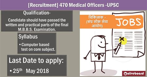 Mba In Health Services Management Ug Educational Qualification by Upsc Combined Services Cms 470