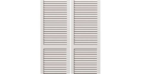 Shop Reliabilt Louver Panel Pine Shop Reliabilt 30 In X 79 In Louvered Solid Pine Interior Bifold Closet Door At Lowes