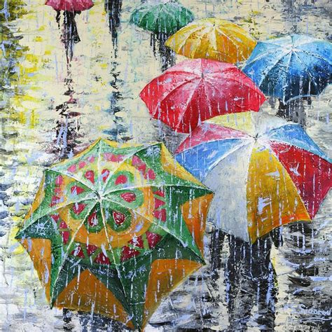 acrylic painting umbrella 1000 ideas about umbrella painting on