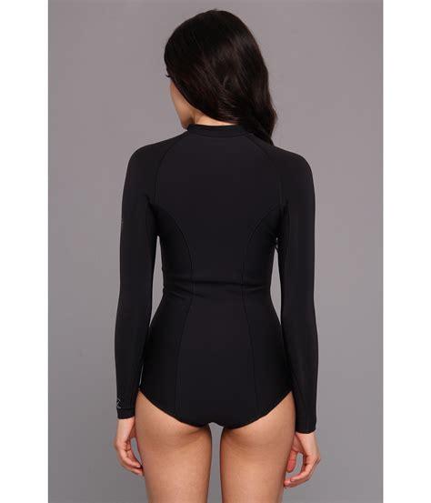Sleeve Ripcurl 1 rip curl g bomb 1mm l s suit high cut in black lyst