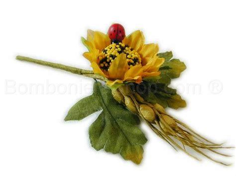 il manuale dei fiori all uncinetto 1000 idee su bomboniere con girasole su