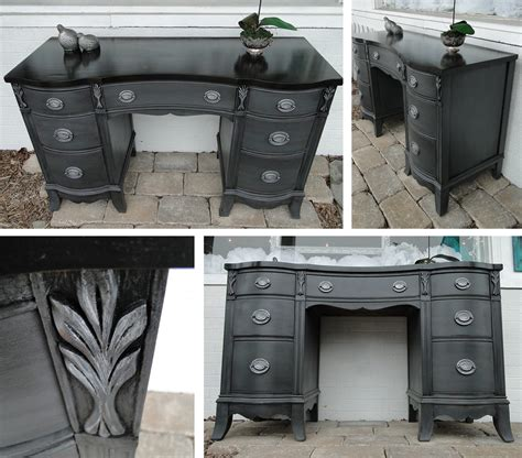 black and gray desk gorgeous gray desk general finishes design center