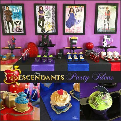 125 best disney descendants birthday party theme ideas and 124 best disney descendants birthday party theme ideas and