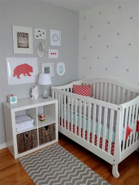 Ideas For Decorating A Nursery 23 Practical And Stylish Tiny Nursery D 233 Cor Ideas Digsdigs