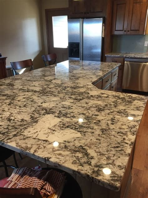 what backsplash to go with cold spring granite