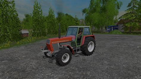 Ls With Crystals by Zetor 12045 Tractor V1 0 Farming Simulator 2017