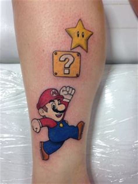mario ghost tattoo mario ghost mario tattoos