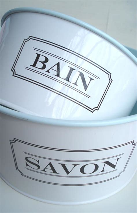 french word for bathtub such pretty things target tuesday french bath bins