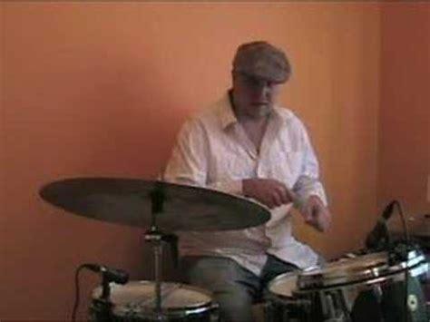 tutorial drum jazz drum lesson basic jazz shuffle youtube