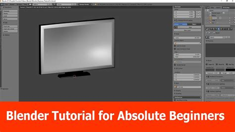 blender tutorials video beginners blender tutorial for beginners youtube