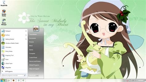anime girls 24 windows 7 theme by windowsthemes on deviantart anime girls w 11 windows 7 theme by windowsthemes on