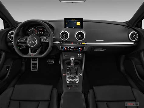 audi a 3 interior 2018 audi a3 interior u s news world report