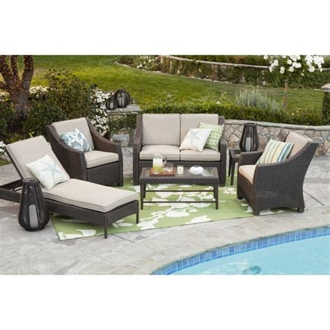 Target Outdoor Patio Furniture by Our Patio Progress The Turquoise Home