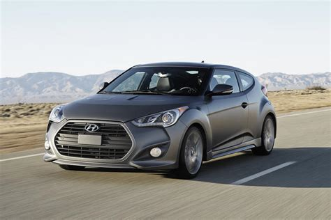 Hyundai Veloster Might be Axed After One Generation