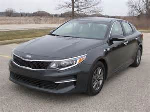 Kia Turbo 2016 Kia Optima Lx Turbo Savage On Wheels