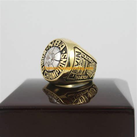 Ring Boston Ukuran 12 1976 boston celtics basketball world chionship ring