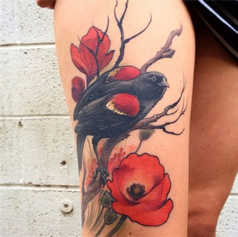 blackbird tattoo and gallery best tattoo ideas of the month november 2014