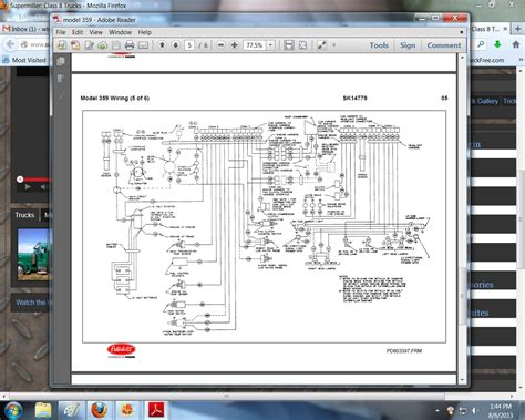 looking for a wiring diagram for a 1979 359 peterbilt
