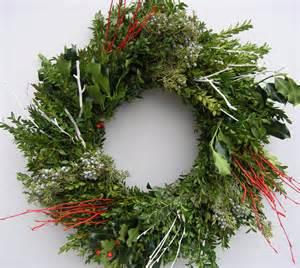 fresh wreaths from christmasfarms