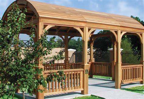 Wood Trellis Kits Pergolas And Pergola Kits Wooden Pergolas Garden