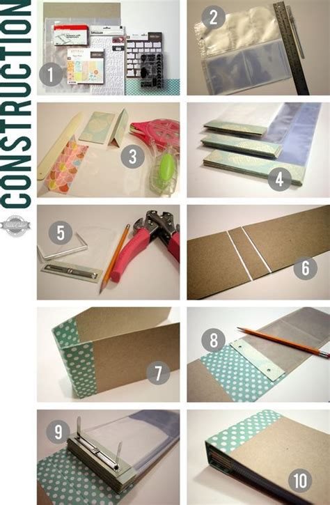 tutorial on scrapbooking great tutorial from kinsey on making a diy mini scrapbook