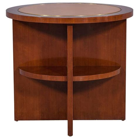ralph lauren desk l ralph lauren round occasional for sale at 1stdibs