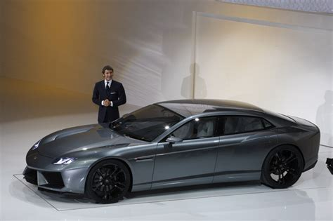 Lamborghini Saloon 2009 Lamborghini Estoque Concept Pictures News Research