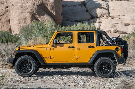 Jeep Unlimited Willys 2014 Willys Wheeler Jeep Wrangler Unlimited