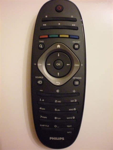 Remote Indovison Original 5 Original Remote For Philips Lcd Rc2813802 01