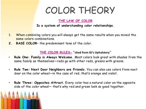 hair color theory color theroy level 1