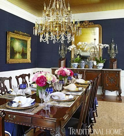 Navy Dining Room Decor 25 Best Ideas About Navy Dining Rooms On Blue