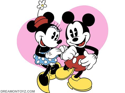 Mickey And Minnie L by Hawaiian Mickey Clipart Studio Design Gallery Best