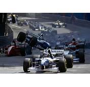 1995 Monaco Grand Prix Start By F1 History On DeviantArt