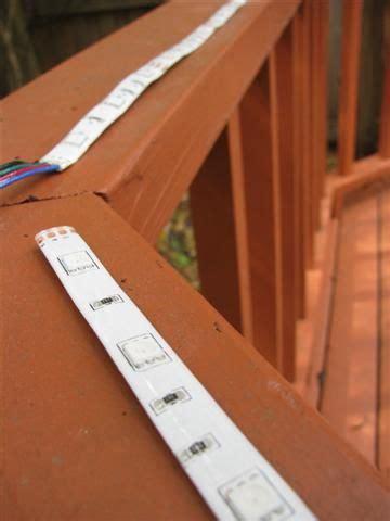 led deck lighting strips led deck lighting in color 3