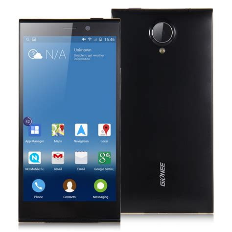 gionee e7 smartphones octa y iocean m6752 elephone