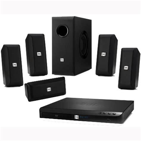 jbl bd 100 230 5 1 channel home theater system