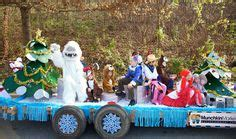 toy boat asheville halloween snowflake christmas parade float parade floats