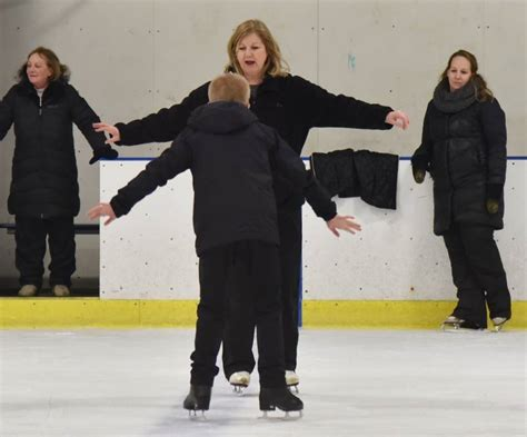 crystal lake ice house constable disabled skaters save olympic style competition
