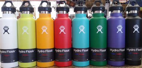 hydroflask colors product spotlight hydro flask borrego outfitters