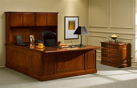 Traditional Office Desks by Indiana Traditional Casegoods Common Sense Office Furniture