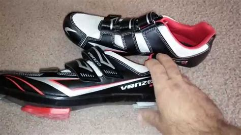 venzo bike shoes venzo road bike shoes review