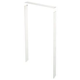 shop 6 8 ft l interior door casing kit at lowes