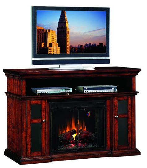 60 pasadena entertainment center electric fireplace