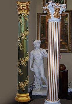 How To Interior Decorate Your Home Foam Design Center Columns